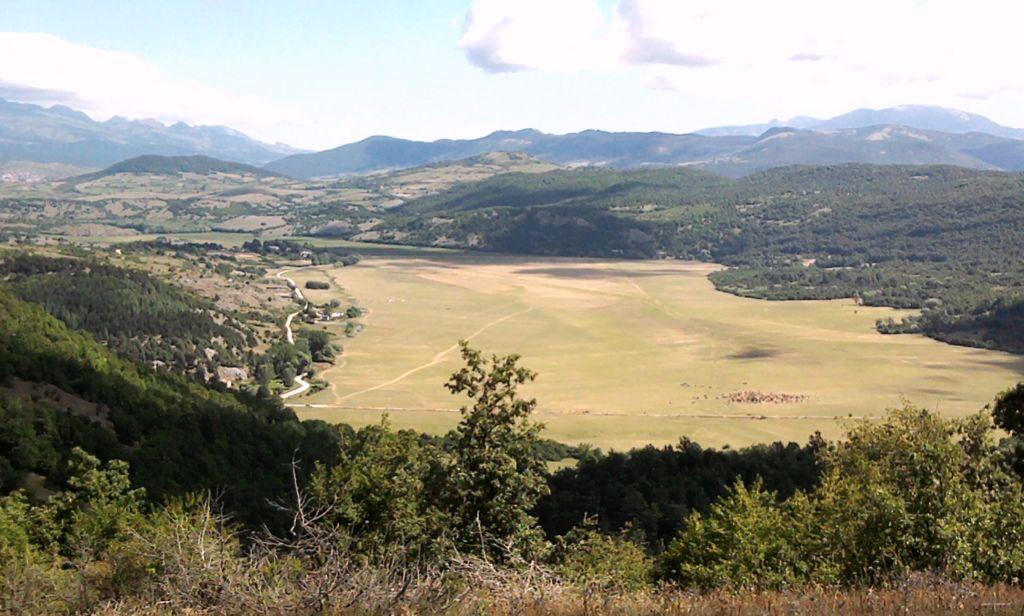Vallata del Pantano di Montenero Val Cocchiara